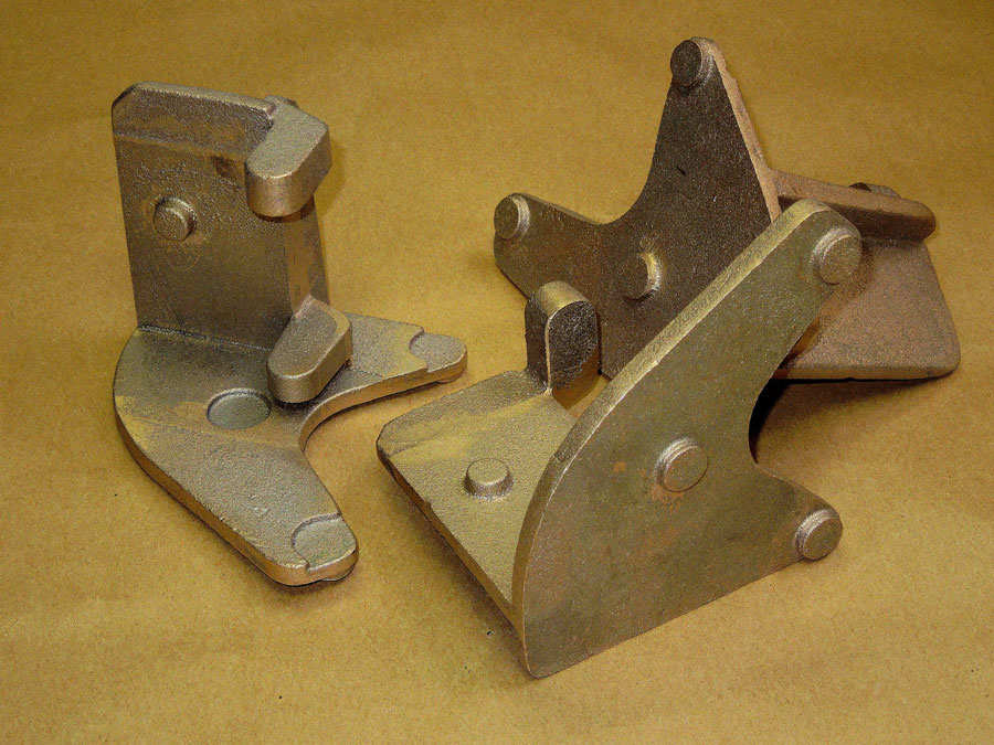 c83600 red brass castings